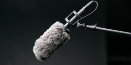 Bild eines Microphons