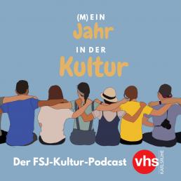 Titelbild des Podcasts der FSJlerin Katharina Finger zum Thema